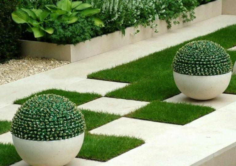 Ideas de jardines pequeños
