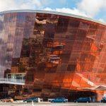 """La Sala de Conciertos en Letonia """"El Gran Ambar"""""""