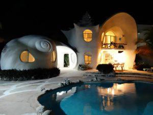 Casa orgánica Caracol