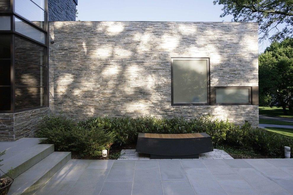 Tipos de piedras para frentes de casas.