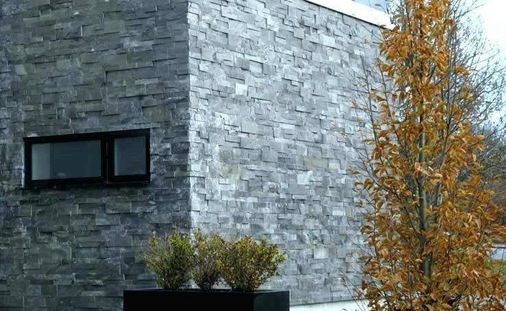 Fachadas Con Piedra Naturales Y Falsas Para Decorar Tu Casa