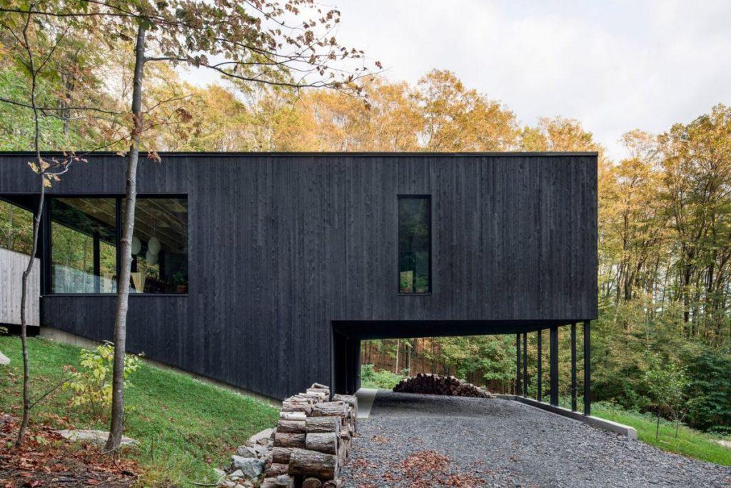 Diseños de frentes de casas
