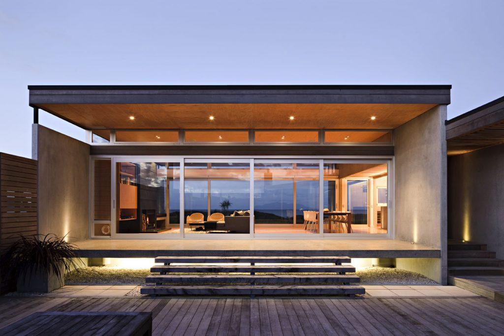 Casas con fachadas bonitas