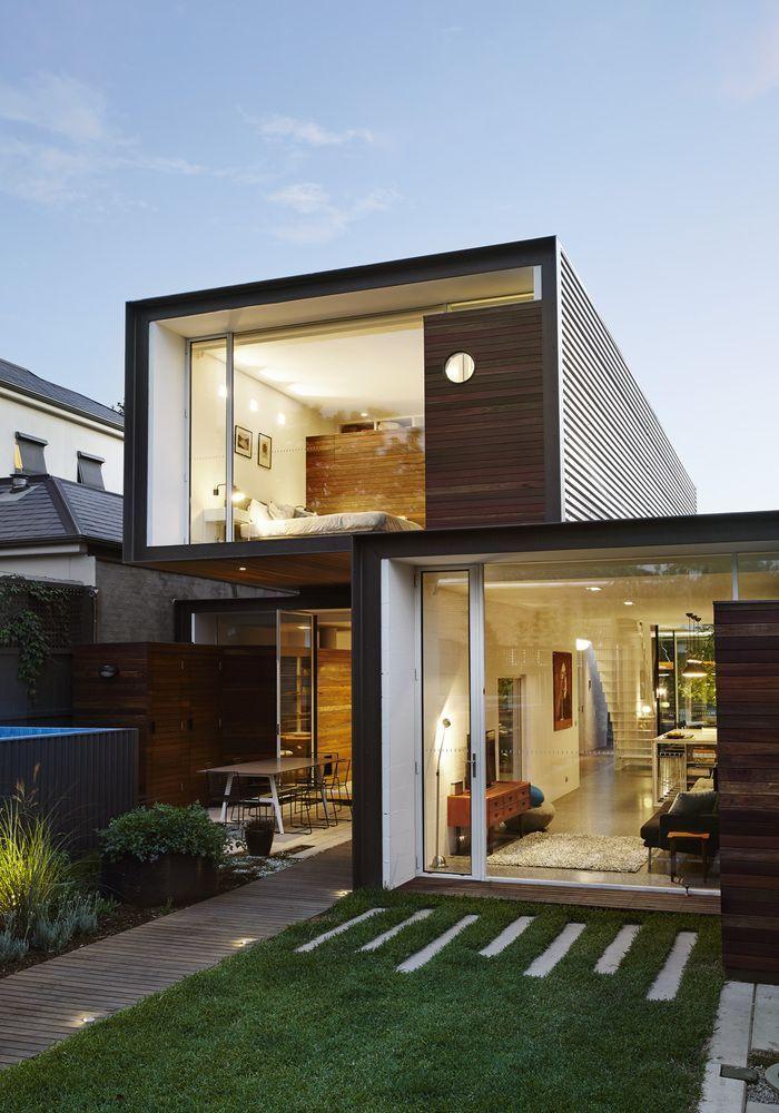 Ventanales modernos para fachadas